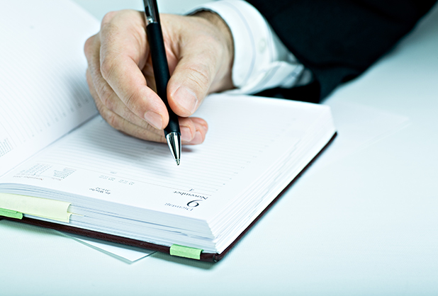 agenda - 5 errores de comunicación que pueden hacer quebrar tu empresa